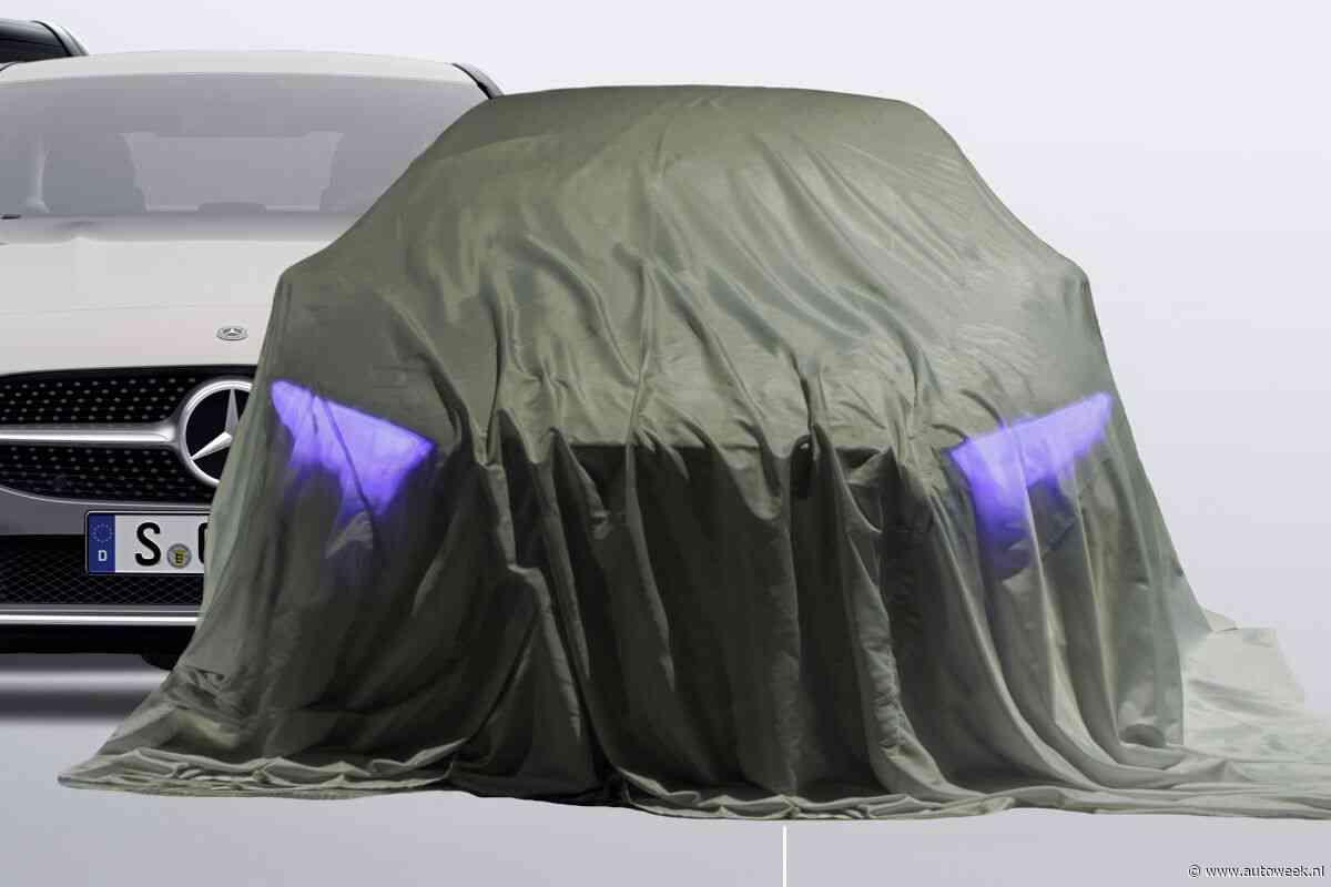 Mercedes-Benz zet nieuwkomer onder doek