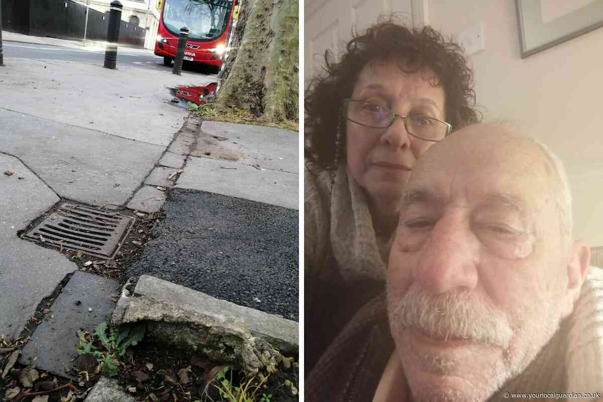 Croydon woman praises students who rushed to the aid of her 87-year-old dad after fall