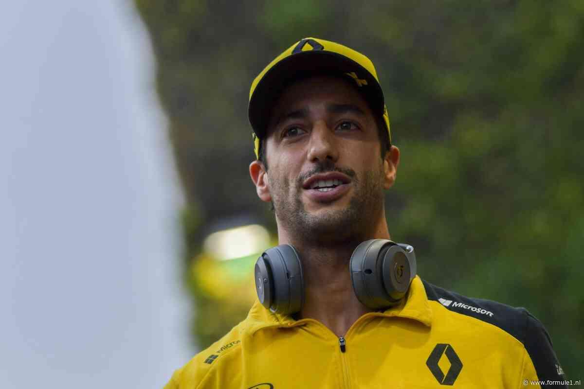 Ricciardo: 'GP van Oostenrijk was een wake-up call'