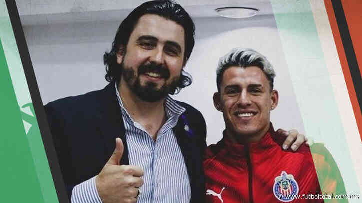 ¿Cuánto ganará Chicote Calderón con Chivas?