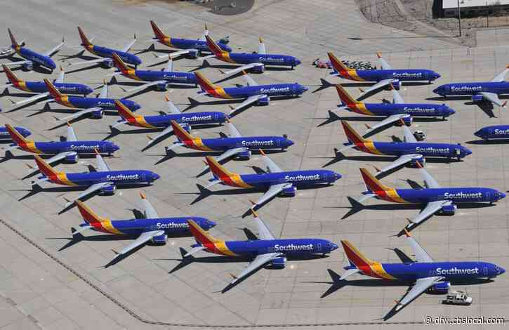 Southwest Airlines Shares $125M From Boeing Max Jet Settlement With Its Employees