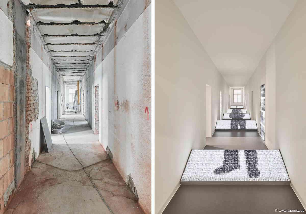 Ein Jahr Gedenkort Hotel Silber - Ausstellung in Stuttgart