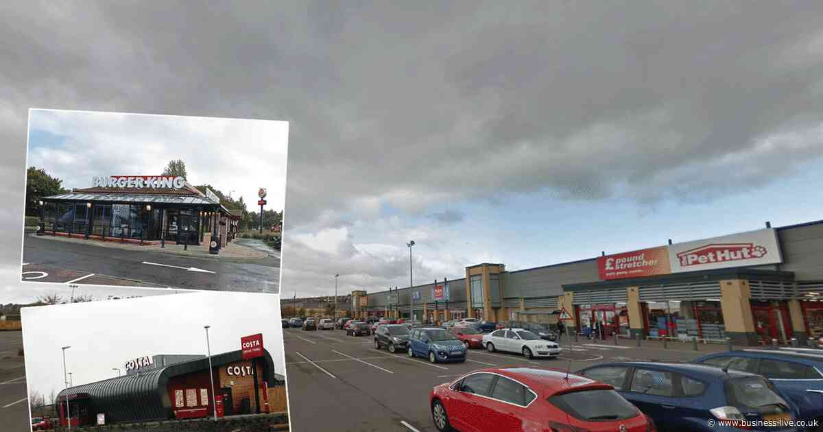 This is when Costa and Burger King drive-thrus will open in Barry