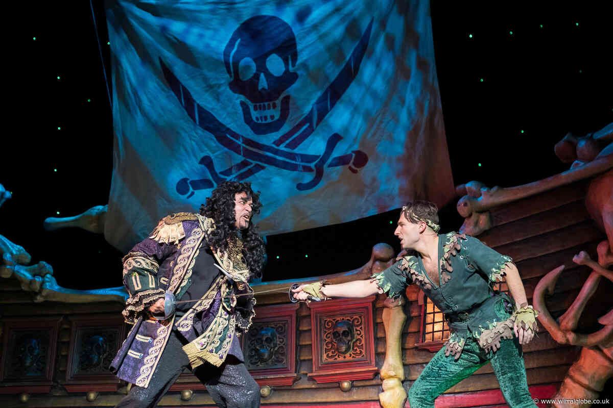 REVIEW: Peter Pan at Liverpool Empire