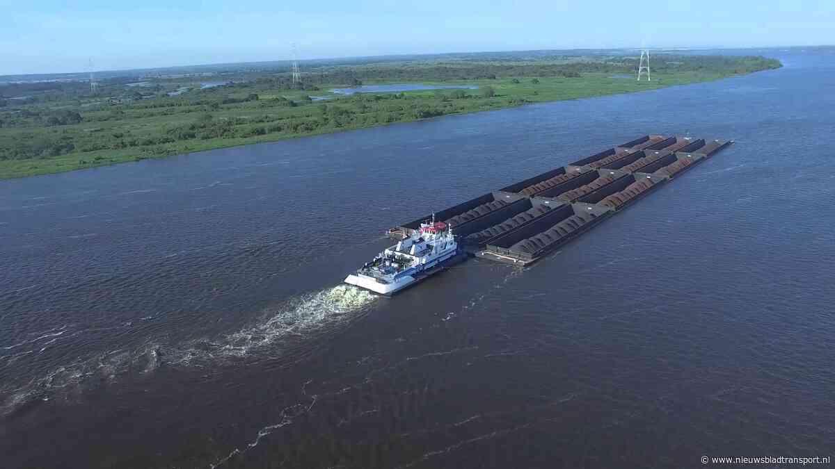 Imperial Logistics wil Europese binnenvaartdivisie verkopen