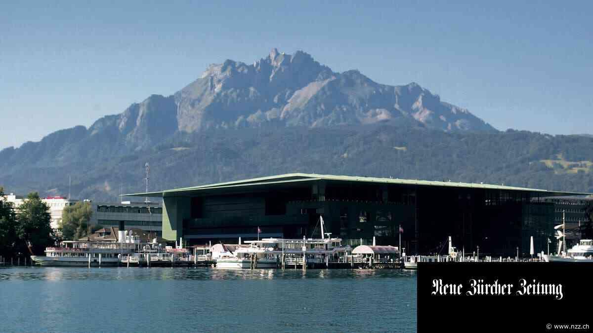 Luzern: Erneut erhält die Stadt ein Millionengeschenk