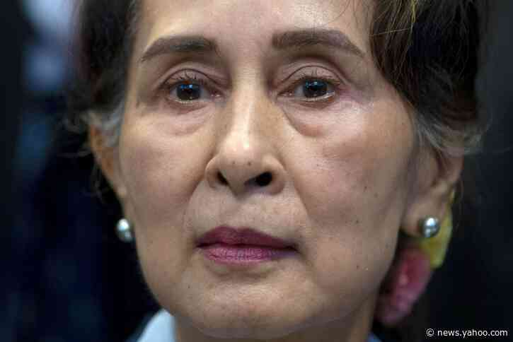 Myanmar's Suu Kyi's defense of army puzzles former admirers