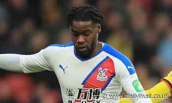 Crystal Palace fear Schlupp will be on sidelines for at least two months