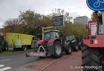 Supermarktkoepel naar de rechter om boerenacties te blokkeren