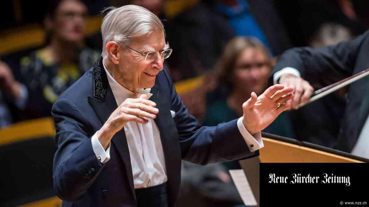 Tonhalle-Orchester: So jugendlich klingt ein Rausch in Es-Dur