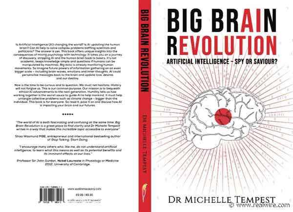 Big Brain Revolution: Artificial Intelligence - Spy or Saviour?