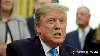 """Weltraum-Armee erhält Zustimmung: Trumps """"Space Force"""" nimmt erste Hürde"""