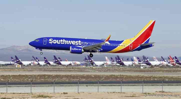 Southwest to share $125M from Boeing settlement with workers