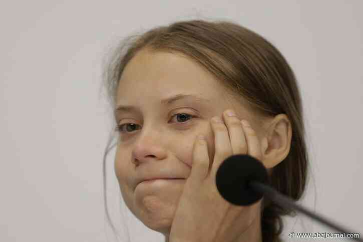Trump criticizes climate activist Thunberg after Time honor