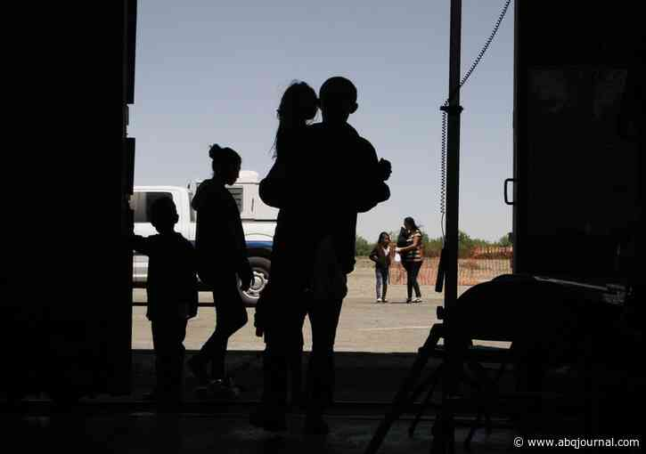 US seeks dismissal of New Mexico's immigration lawsuit