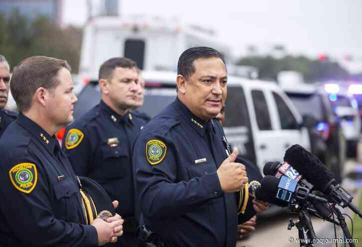 Houston police chief: Slain sergeant's vest didn't fail