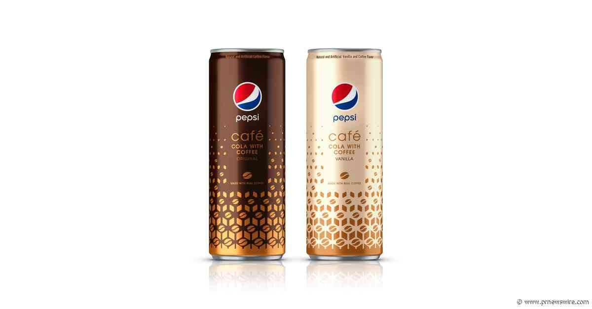 Pepsi Will Help Americans Tackle That Afternoon Slump with New Pepsi Café