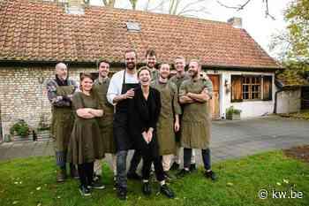 De 'zotte bende' van restaurant Willem Hiele
