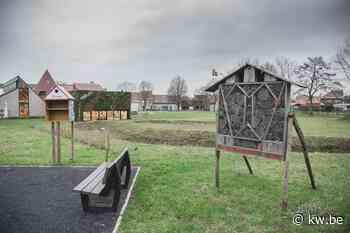 Minister Demir kent Kuurne bijna 23.000 euro toe voor verdere uitwerking Vlindertuin