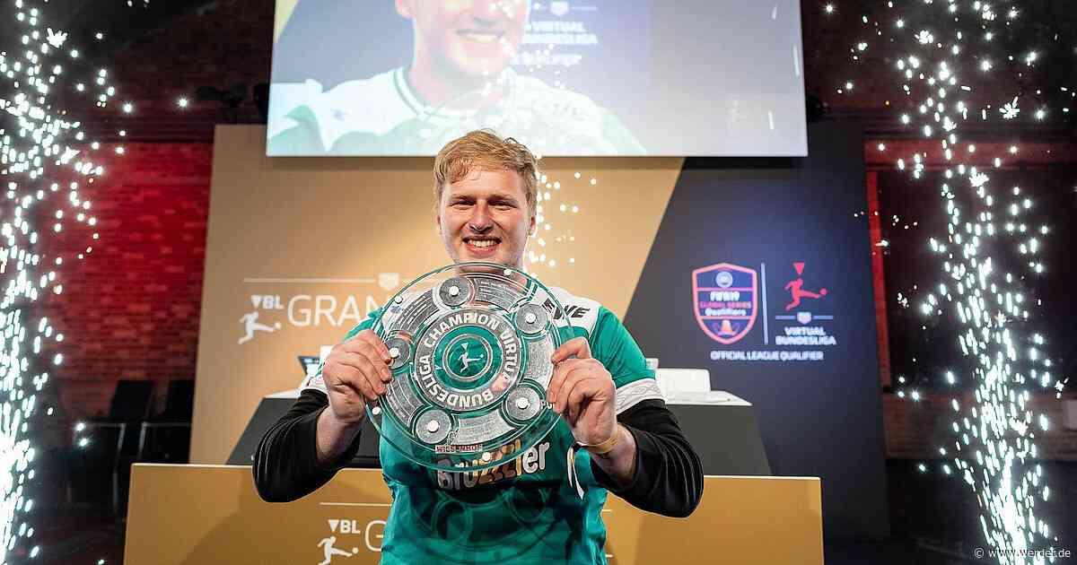 """""""MegaBit"""" als Deutschlands """"eFootballer des Jahres 2019"""" nominiert"""