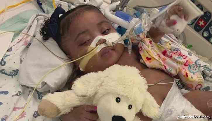 Fort Worth Hearing Underway To Decide If Baby Tinslee Should Remain On Life Support