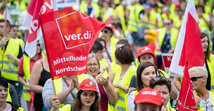 Heidelberg-Mannheim:  Angestellte bei Kaufhof und Karstadt streiken