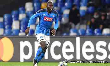 Real Madrid 'willing to offer Modric to Napoli to bring Koulibaly to Bernabeu'