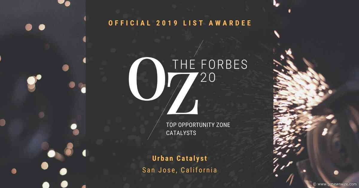 Urban Catalyst recognized as leading Opportunity Zone Fund/Community in new national list