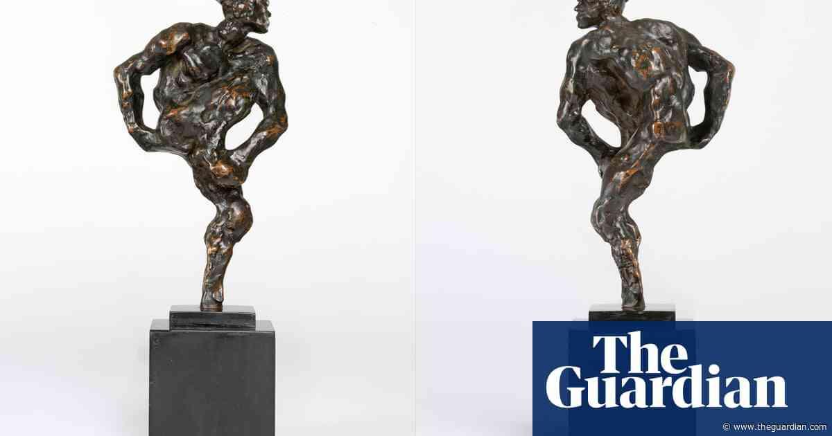 Controversial Rodin bronze of Vaslav Nijinsky goes to V&A