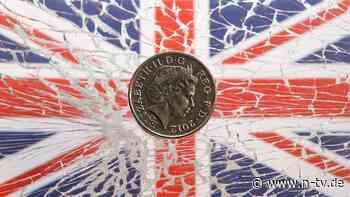 Geht das Brexit-Chaos weiter?: Zocker sichern sich gegen Pfund-Absturz ab