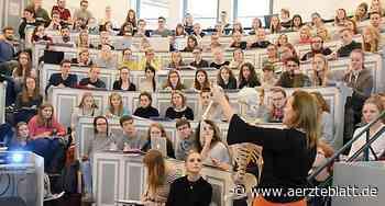 Tiefensee signalisiert Bereitschaft für mehr Medizinstudienplätze in Thüringen