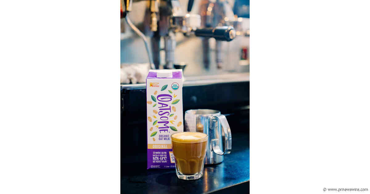 BetterBody Foods Launches the Only Oat Beverage on the Market that is Organic, Non-GMO & Gluten-Free