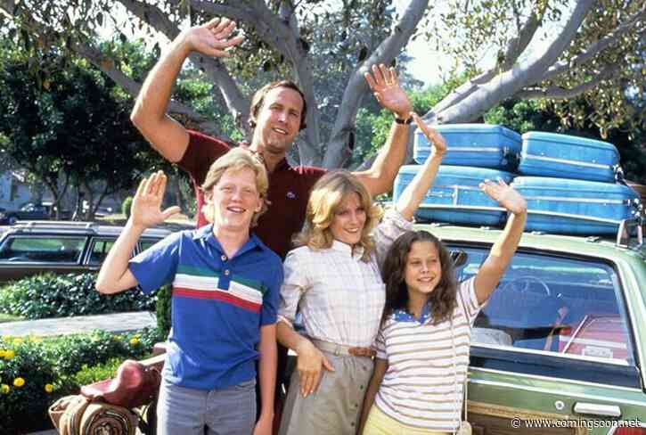 HBO Max Orders Vacation Spinoff Series The Griswolds