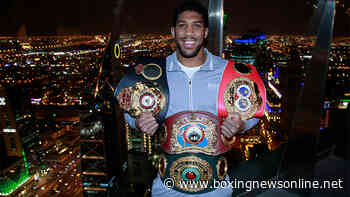 """Boxing News at Five: Joshua is ordered to defend WBO belt against Usyk, Warren says Ruiz brought """"disgrace to himself and the sport"""""""