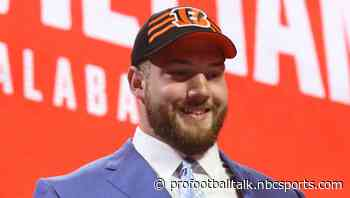 Jonah Williams will practice with Bengals