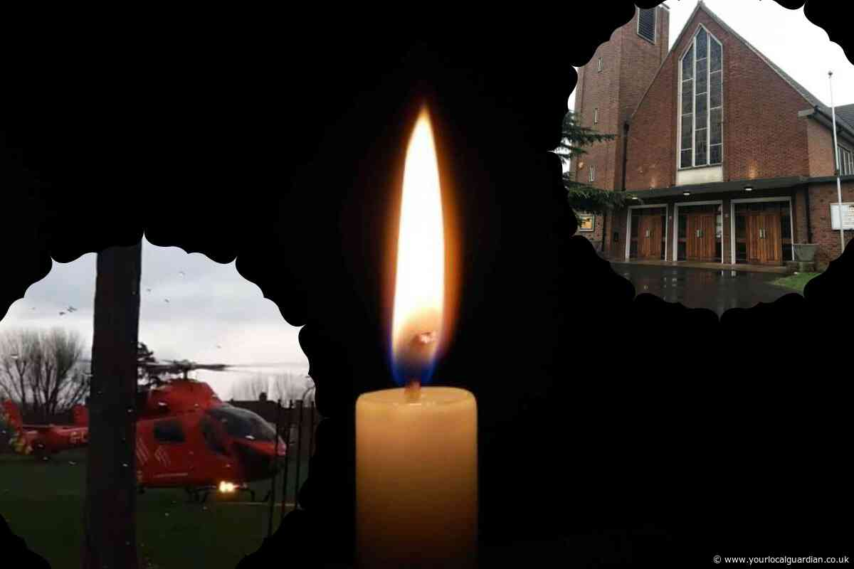 Warning over candles after boy left with severe burns at Croydon carol service