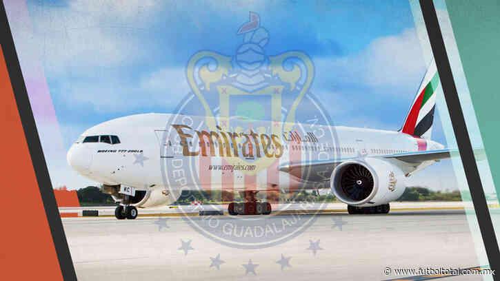 Chivas firmaría contrato multimillonario con Fly Emirates