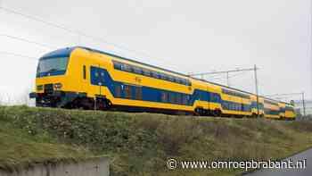 Geen treinen tussen Eindhoven, Tilburg en Den Bosch: problemen duren tot in de avond