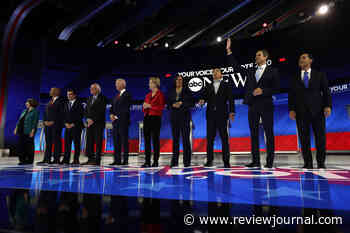 Democrats will hold presidential debate in Las Vegas