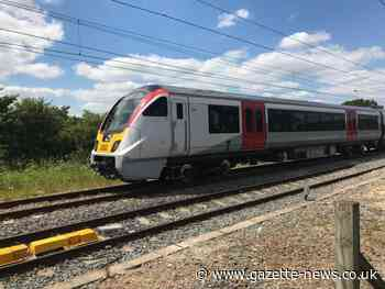 Bombardier fast trains for Greater Anglia are delayed