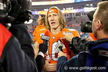 Buckle up, here come the rumors that Trevor Lawrence will sit out next season