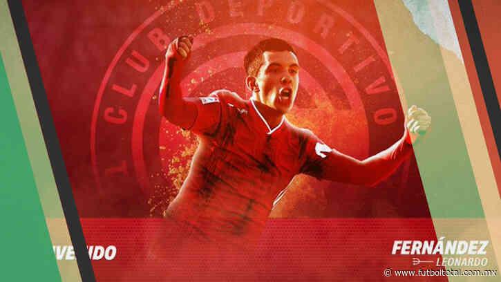 OFICIAL: Leonardo Fernández, nuevo jugador de Toluca