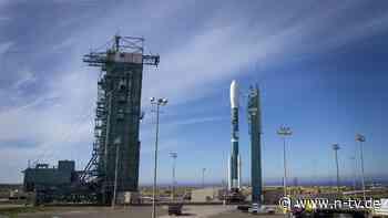 Breaking News: USA testen ballistische Rakete