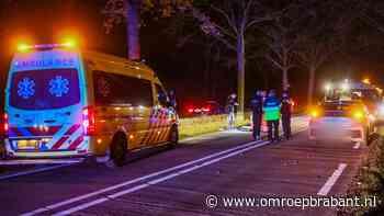 Voetganger zwaargewond na ongeluk met auto op N277 in Elsendorp