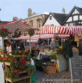 Guide to 13 Christmas fairs and markets in and around Herefordshire