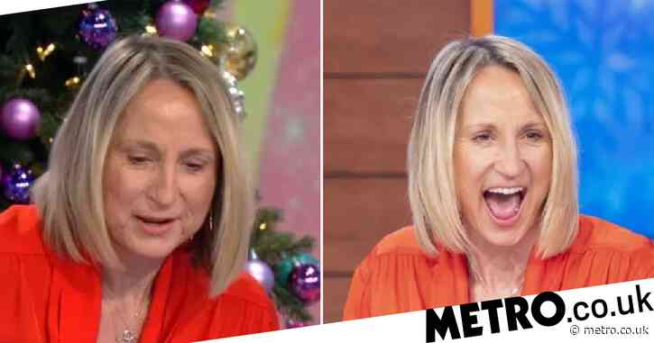 Carol McGiffin suffers awkward moment as phone goes off live on air