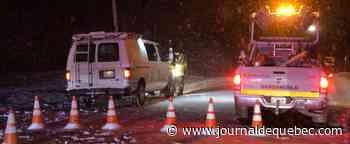La CNESST préoccupée par les nombreux accidents impliquant des signaleurs