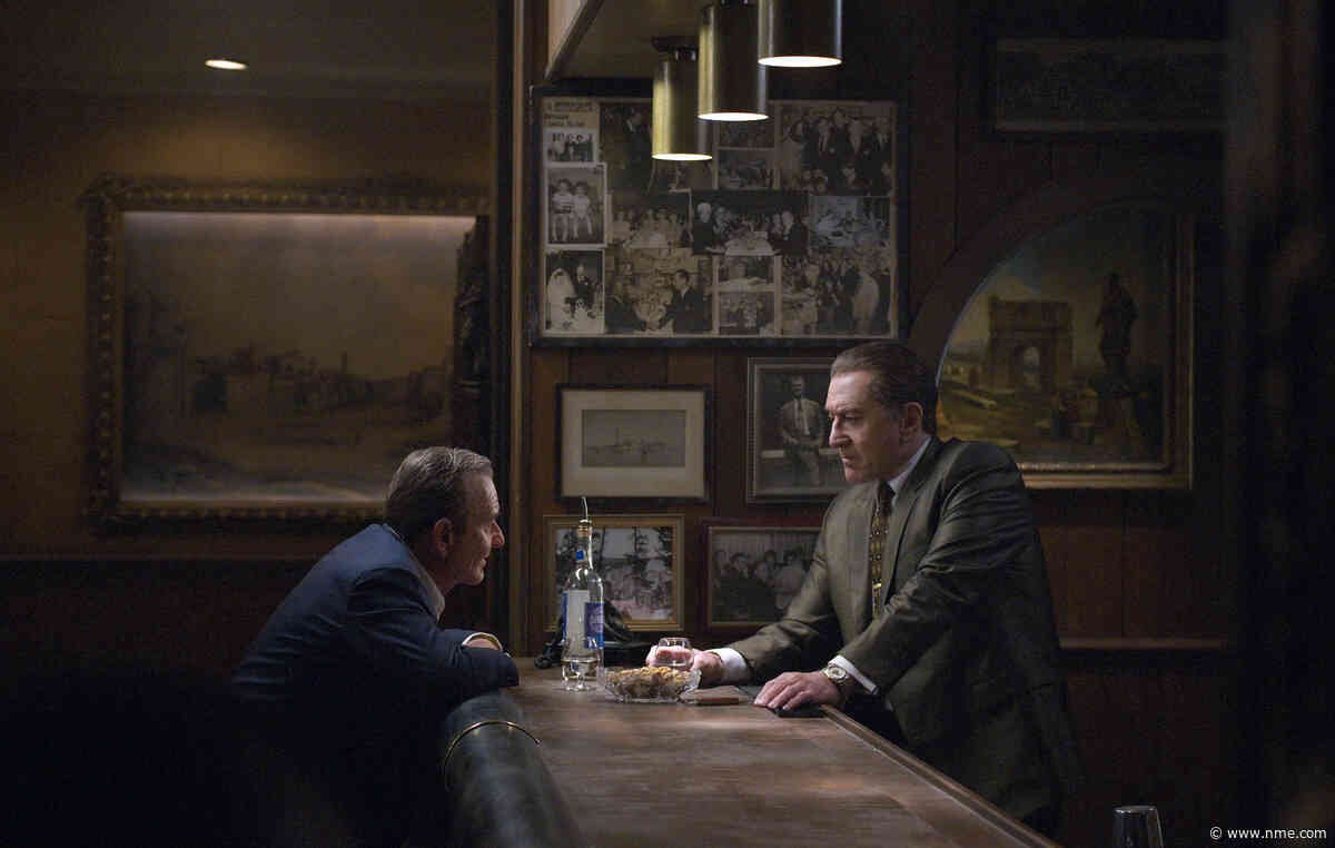 Netflix gives update on how many people have now watched 'The Irishman'