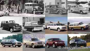 The redesigned Chevy Suburban was just unveiled — here's a closer look at this 85-year-old icon