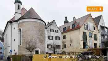 Droht in der Altstadt in Landsberg eine Bauruine?